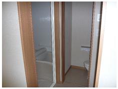 居室内3 ユニットバス+トイレ